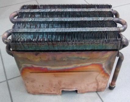 Теплообменник ВПГ48