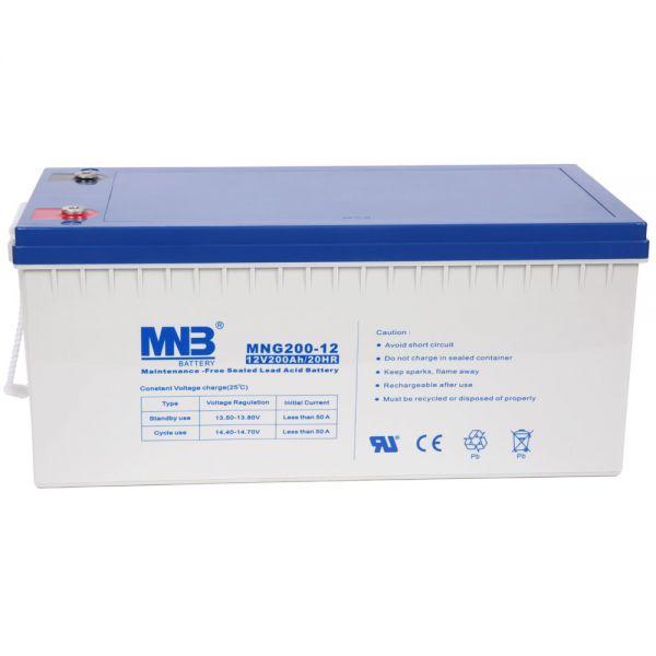 Аккумулятор MNB MNG GEL 200-12