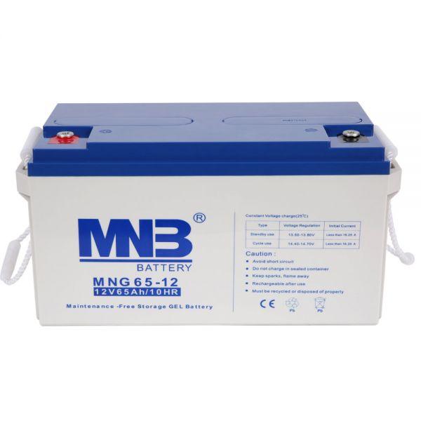 Аккумулятор MNB MNG GEL 75-12
