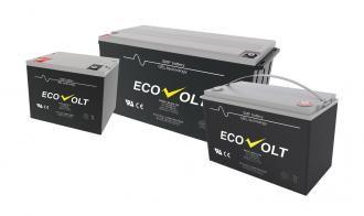 Аккумуляторные батареи ECOVOLT 100MLG